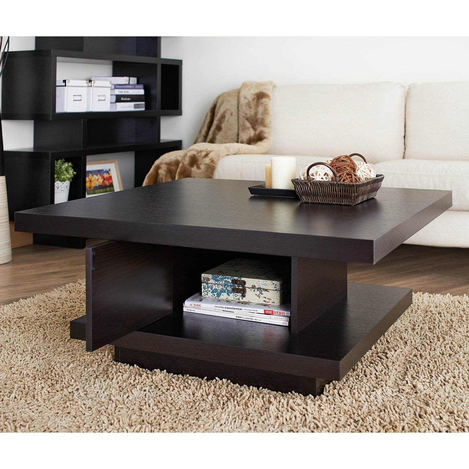 Charmant Furniture Of America Pagoda Coffee Table   Walmart.com