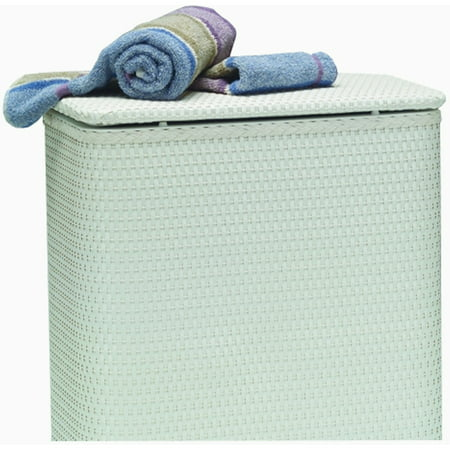 Chelsea Collection Decorator Color Wicker Hamper ()