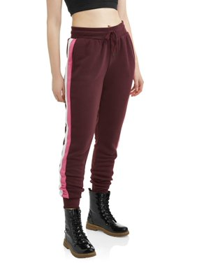 abcd11fc290f Product Image Juniors  Colorblock Side Stripe Jogger