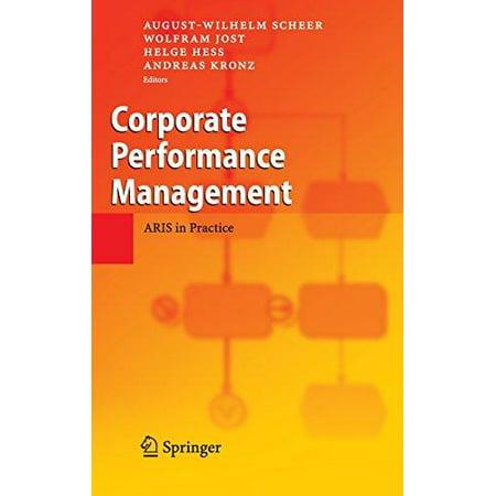 Corporate Performance Management  Aris In Practice