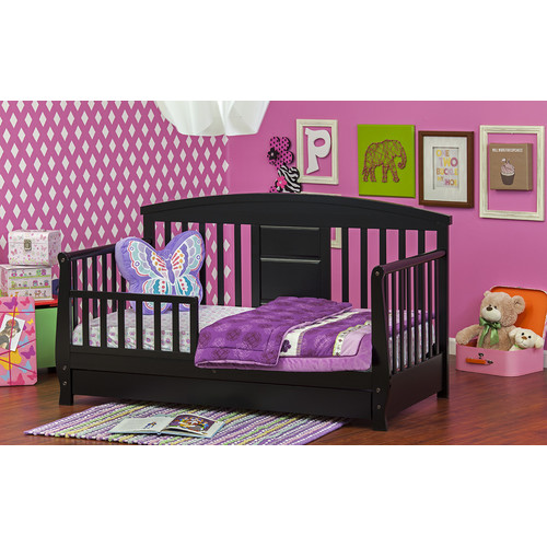 Dream On Me Deluxe Toddler Day Bed with Storage by Dream On Me
