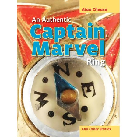 Authentic Captain Marvel Ring and Other Stories - (Captain Of Death The Story Of Tuberculosis)