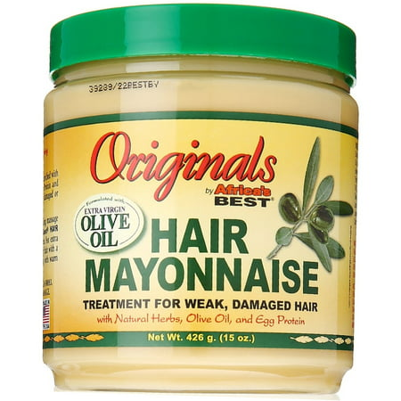 Africa's Best Organics Hair Mayonnaise 15 oz (Pack of