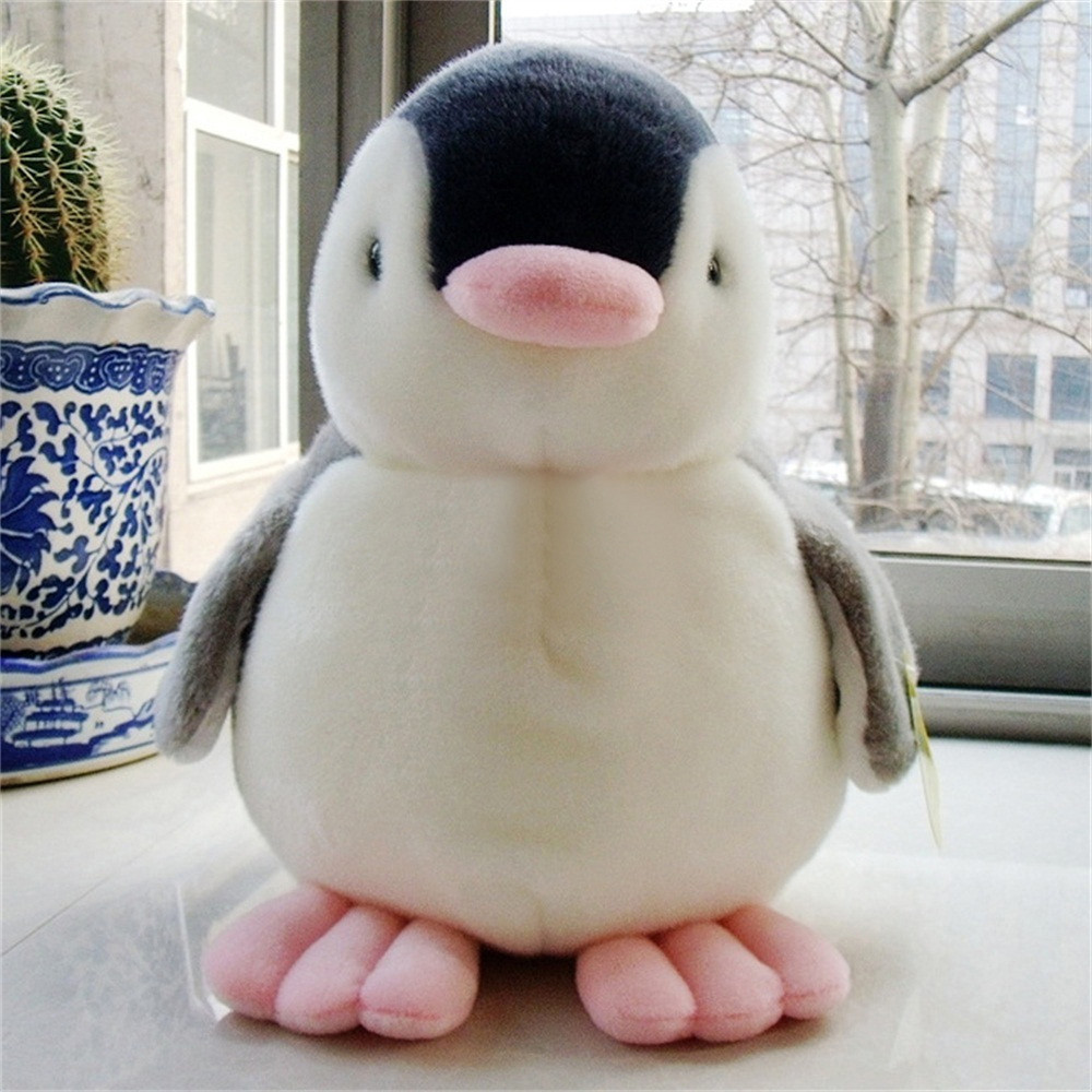 Outtop Penguin Baby Soft Plush Toy Singing Stuffed Animated Animal Kid Doll Gift