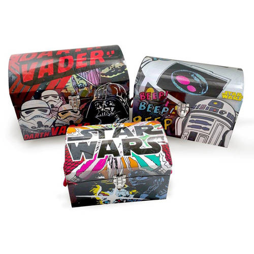 Star Wars Storage Boxes with Sound, Set of 3