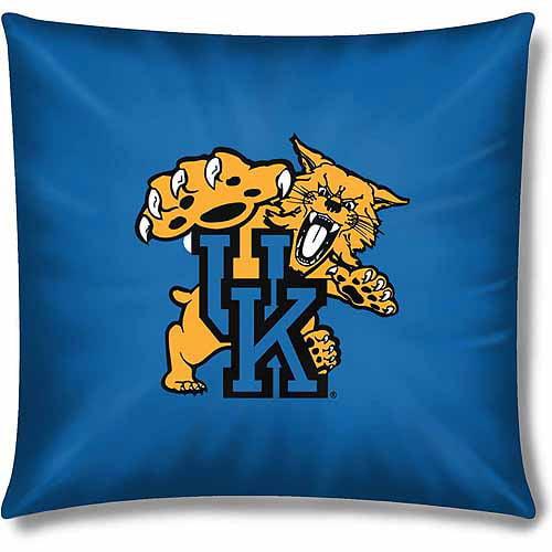 """Kentucky Official 15"""" Toss Pillow"""
