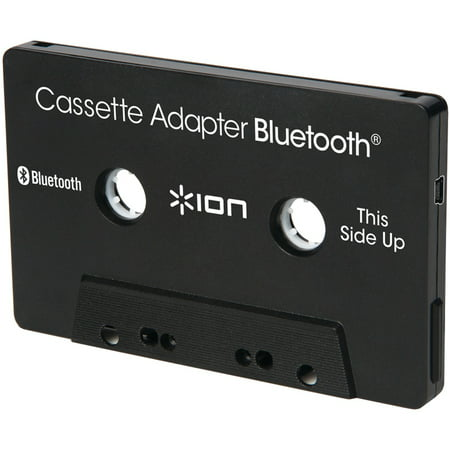 Ion Itr20 Bluetooth Cassette Adapter