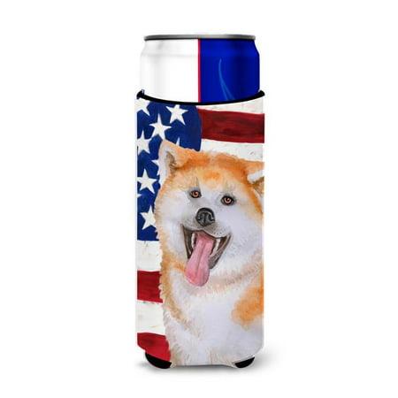 Akita Patriotic Michelob Ultra Hugger for Slim Cans - image 1 de 1