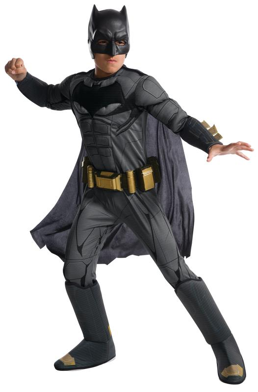 Rubies Costume Co Justice League Batman Child Halloween Costume
