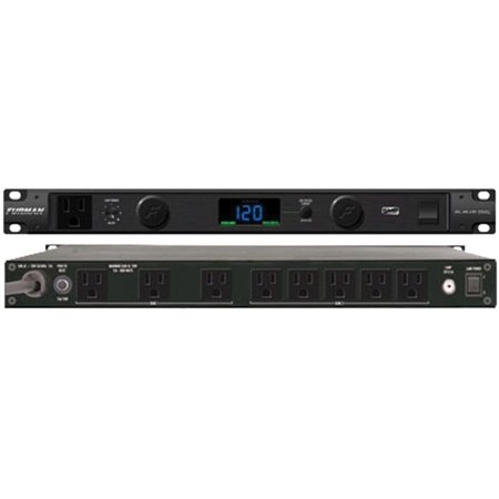 Furman PL-PLUS DMC Power Conditioner w/ SMP & Dig