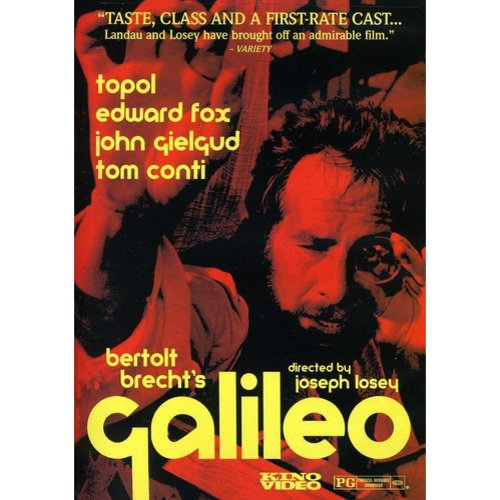 Bertolt Brecht's Galileo (Widescreen)