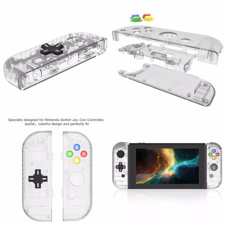 (D-PAD Version) Replacement Housing Case for Nintend Switch NS Controller Joy-Con shell game console switch case