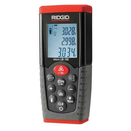Ridgid Laser Distance Meter  36158