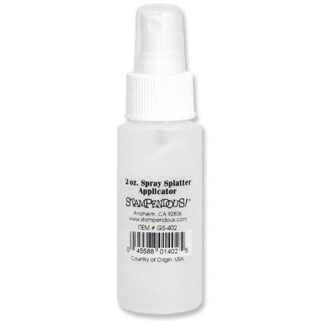 - Stampendous Spray Splatter Applicator-2oz