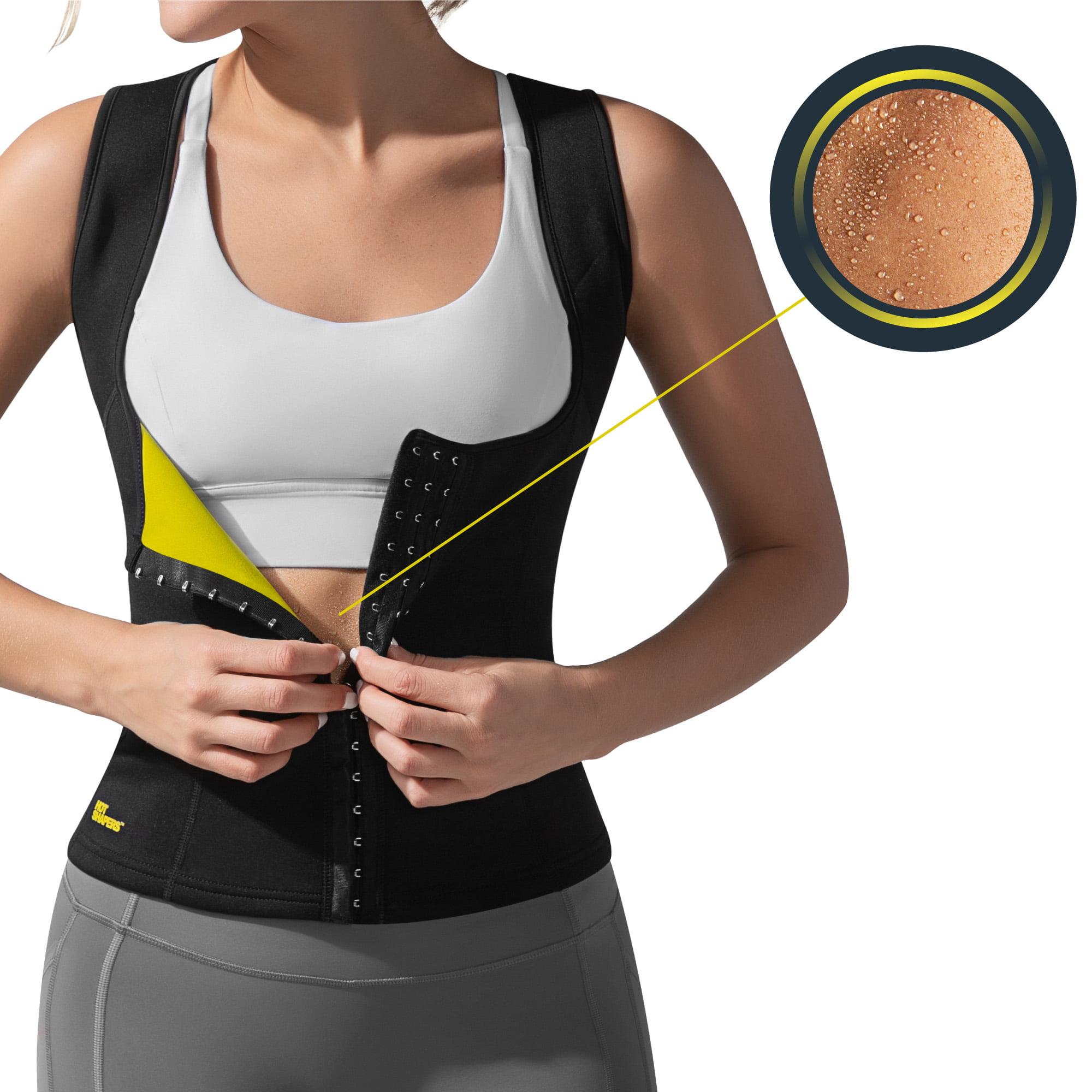 Men/'s Neoprene Slimming Vest Cami Hot Shapers Gym Women Sauna Sweat Thermal Belt