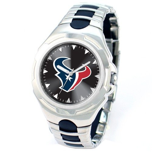 Game Time NFL Men's Houston Texans Victory Series Watch