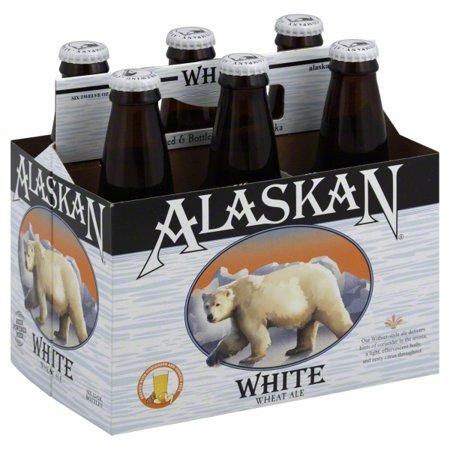 Image of Alaskan White Ale, 6 pack, 12 fl oz
