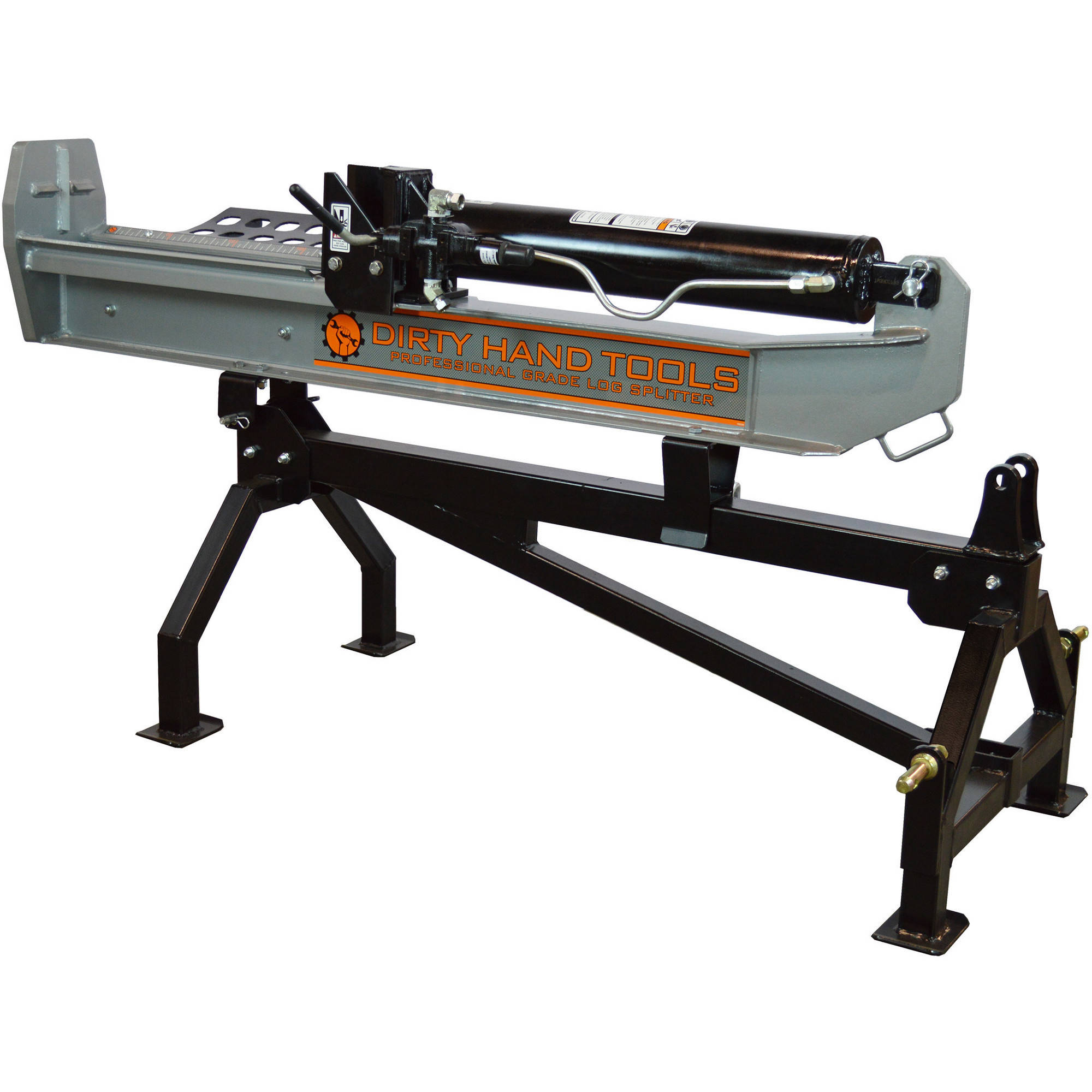 DHT 3 Point Hitch Horizontal Vertical Log Splitter by FrictionlessWorld LLC