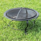 Square Lp Gas Fire Pit With Slate Mantel Walmart Com