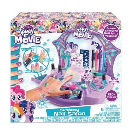 Canal Toys My Little Pony Nail Salon - My Little Pony Makeup