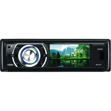 Sumas Media Sm 310T 3  Digital Wide Touch Screen Car Stereo Dvd Receiver