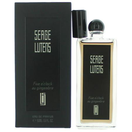 Five O'Clock Au Gingembre by Serge Lutens, 1.6 oz EDP Spray for