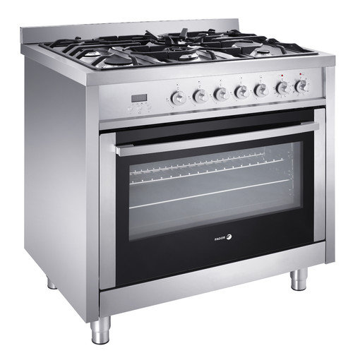 Fagor 3.7 Cu. Ft. Dual Fuel Convection Range