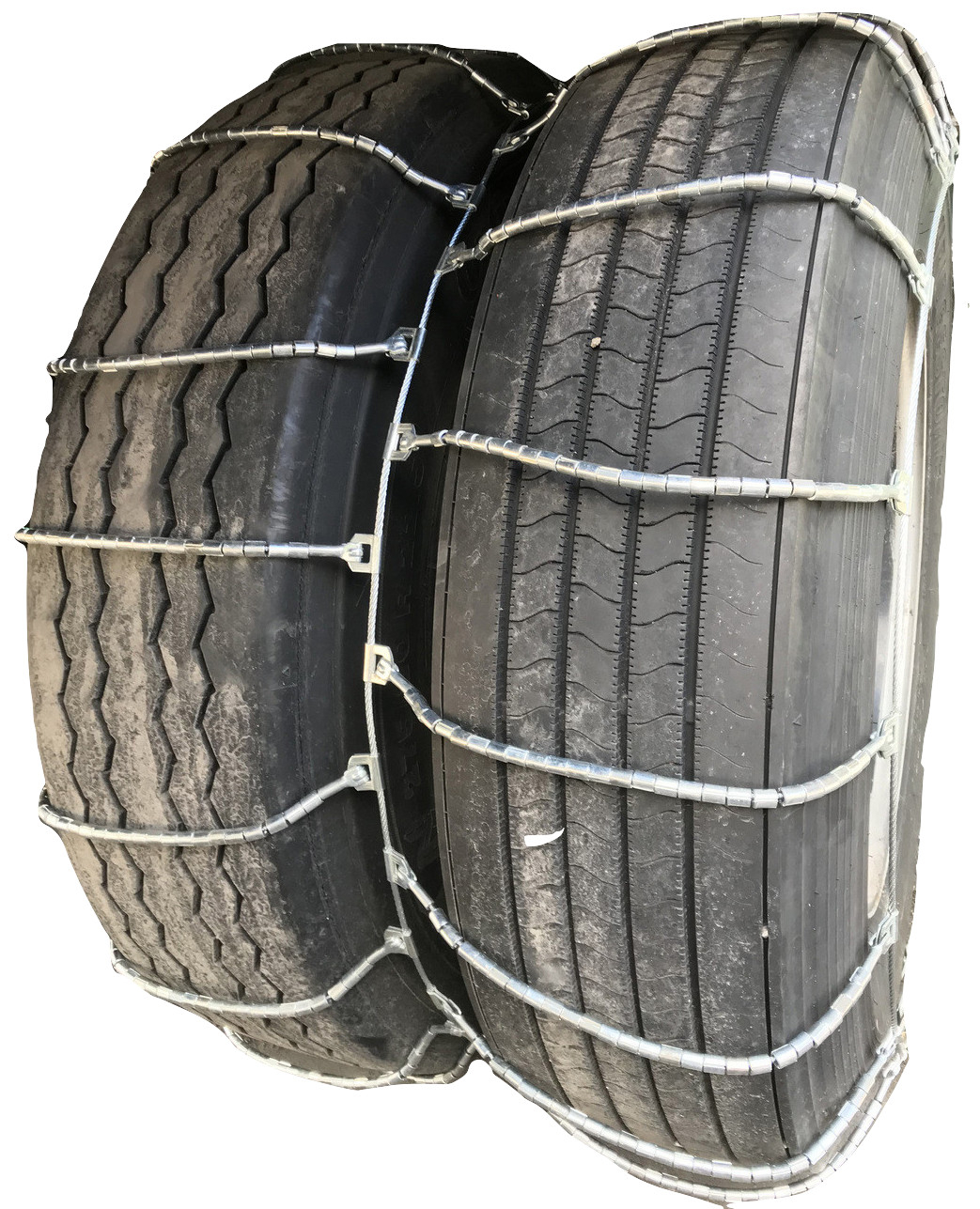 Tirechain Com 4316 285 70 19 5 285 70 19 5 Dual Cable