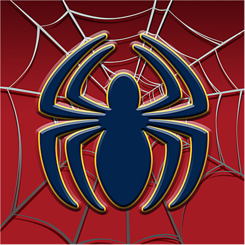 Hallmark Party Spider-Man Lunch Napkins 1LUN3889