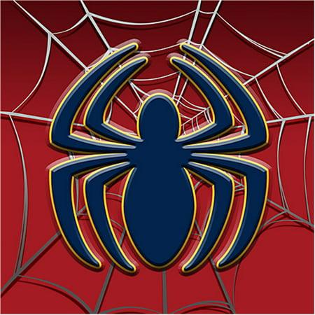Hallmark Party Spider-Man Lunch Napkins
