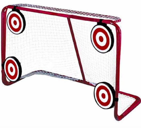 Harper PVC Hockey Goal (Junior Size) by