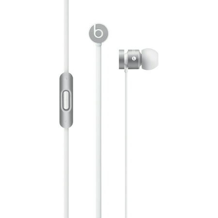 Refurbished Apple Beats urBeats Silver Wired In Ear Headphones MK9Y2AM/B (Urbeats Silver)
