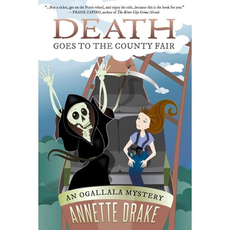 Death Goes to the County Fair - eBook