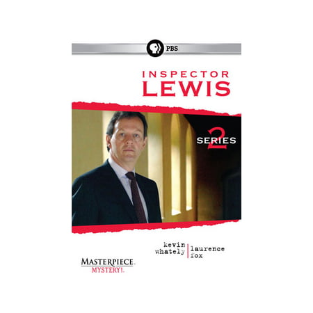 Inspector Lewis: Series 2 (DVD) ()