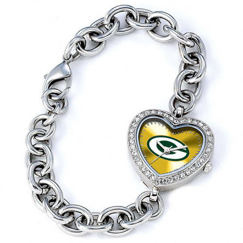 NFL - Green Bay Packers Team Watch - Heart Series