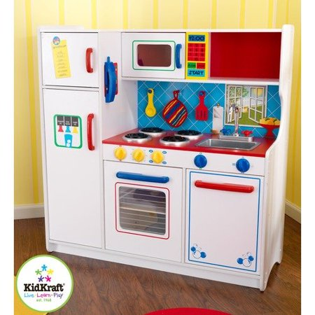 KidKraft Deluxe Let 39 S Cook Kitchen