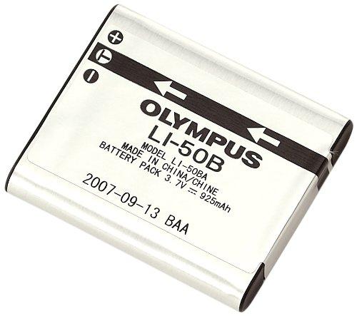 Olympus V620059SU000 - Olympus LI-50B Rechargeable Lithiu...