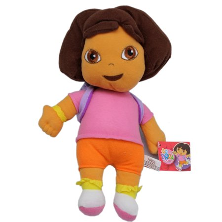 Nick Jr's Dora the Explorer Small Size Dora Plush Toy