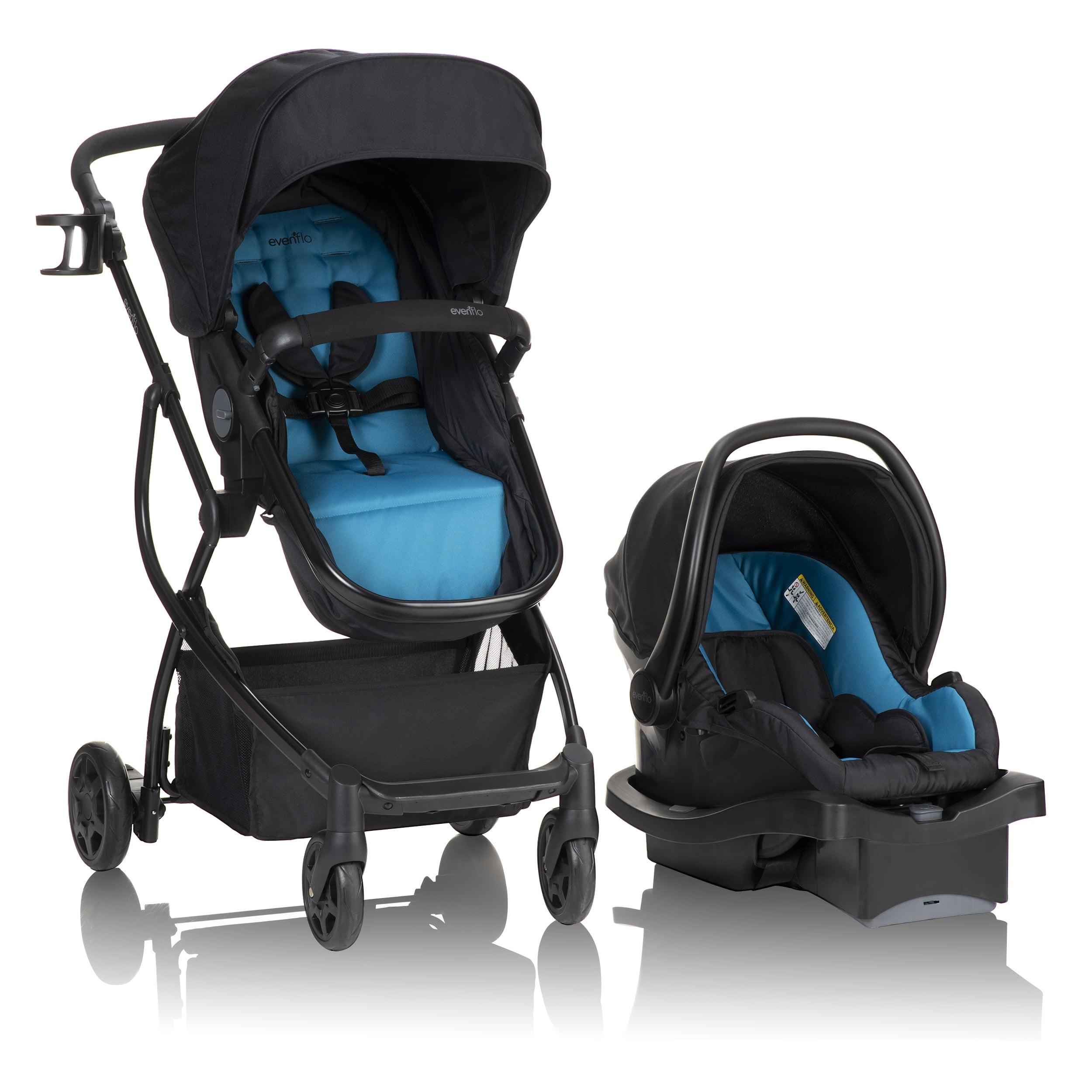 Evenflo Urbini Omni Plus Travel System with LiteMax Infant ...