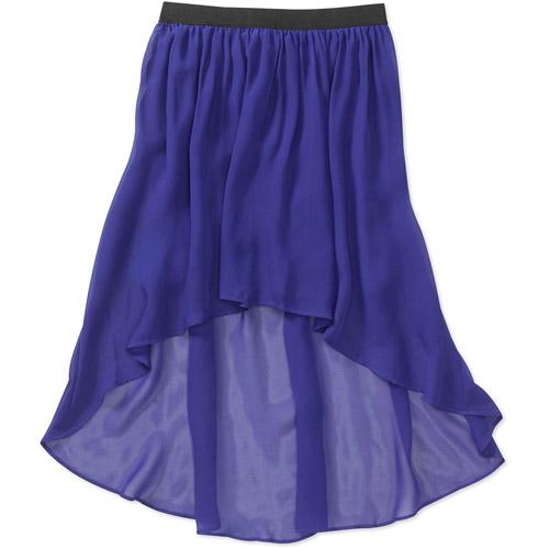 G21 Juniors Hi-Low Skirt