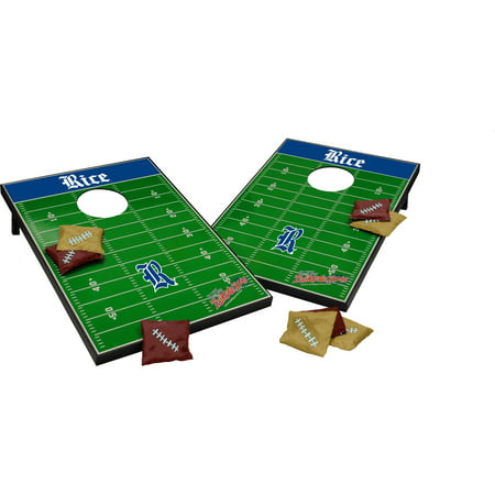 (Wild Sports Collegiate Rice University Owls 2x3 Field Tailgate Toss)