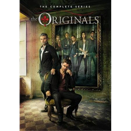 The Originals: The Complete Series (DVD) (Origins Series)
