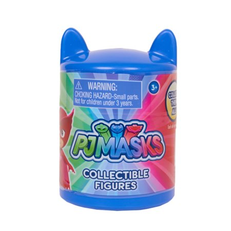PJ Masks Blind Figures with Capsule - Mankind Mask