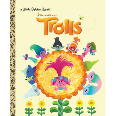 Trolls Little Golden Book (DreamWorks Trolls) - Children's Halloween Music List