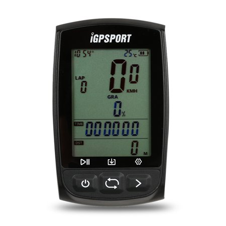 iGPSPORT GPS Cycling Computer Rechargeable IPX7 Water Resistant Anti-glare Screen Bike Cycling Cycle Bicycle GPS Computer Odometer with