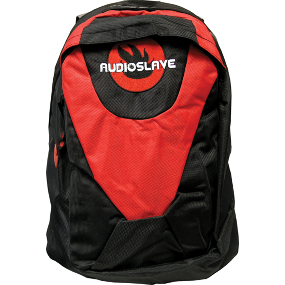 Audioslave Backpack Black