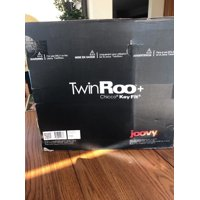 New-Joovy Twin Roo+ Car Seat Adapter for Chicco KeyFit Ships N 24h