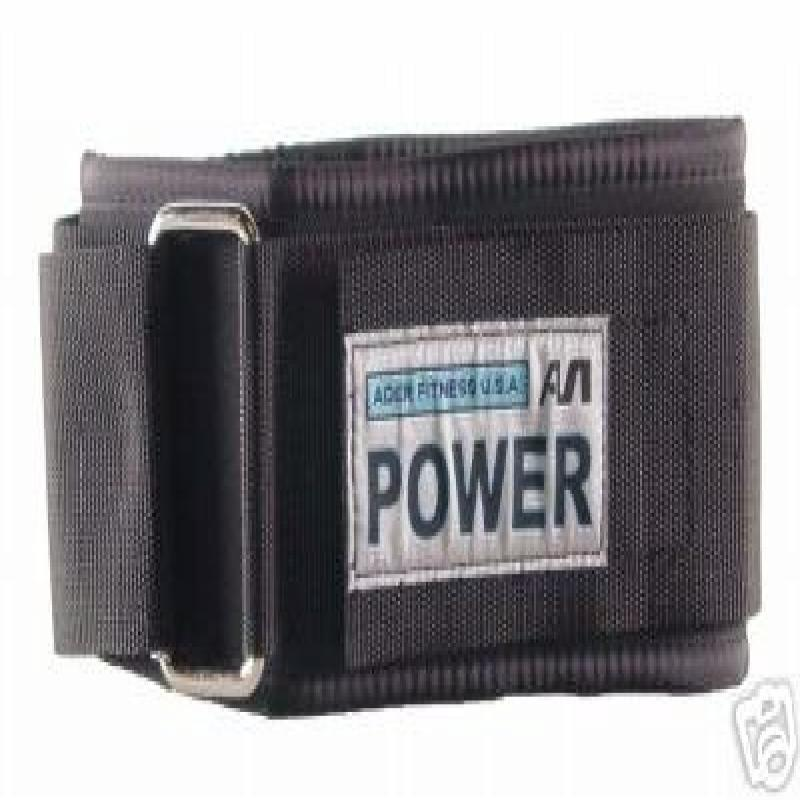 "Ader Nylon Power Weight Lifting Belt- 4"" (Large)"