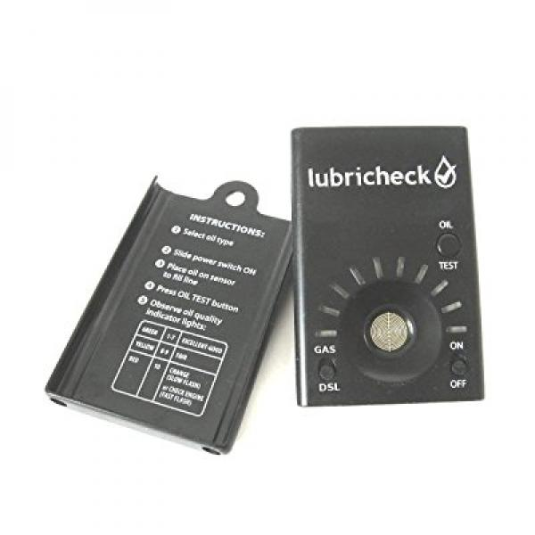 Lubricheck Motor Oil Tester - Instantly Know If Your Oil Needs Changing!
