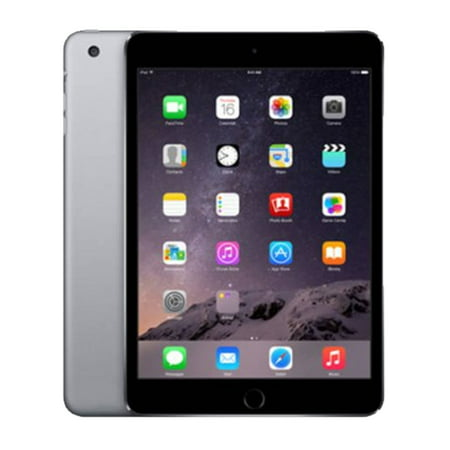 Apple iPad Mini 2 Space Gray 32GB Wi-Fi Only A-Graded plus ONE YEAR